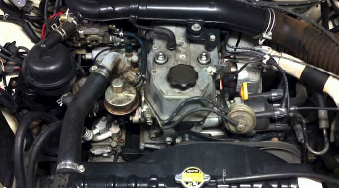 Manual de mecánica Motor Toyota 22R