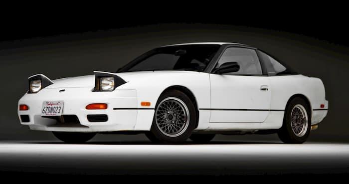 Manual de mecánica Nissan 240SX 1993