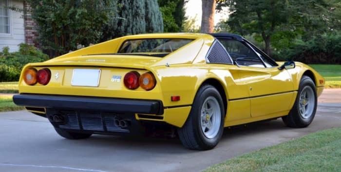 Manual de mecánica Ferrari Dino 308 GT