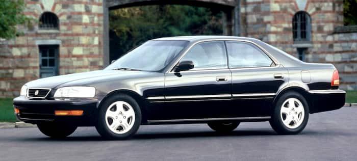 Manual de mecánica Acura TL 1995-1998