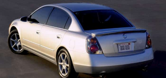 Manual de mecánica Nissan Altima 2006