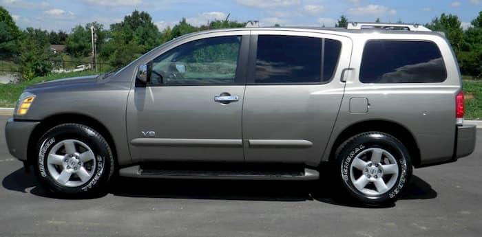 Manual de mecánica Nissan Armada 2007