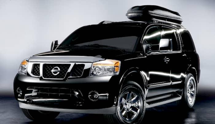 Manual de mecánica Nissan Armada 2010