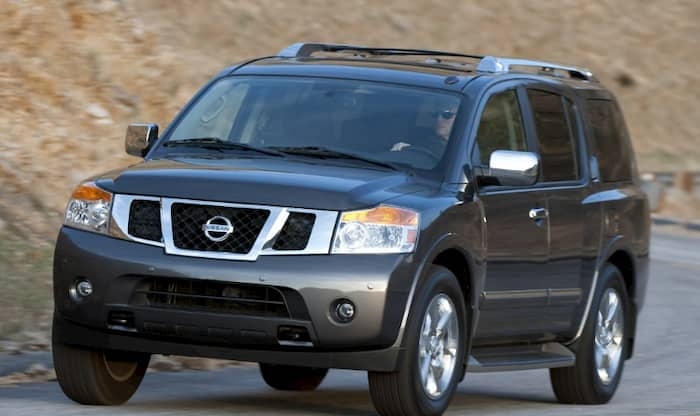 Manual de mecánica Nissan Armada 2011