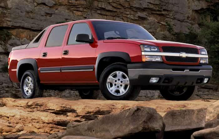 Manual de mecánica Chevrolet Avalanche 1500 2004