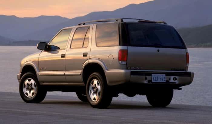 Manual de mecánica Chevrolet Blazer 4.0-5.2-6.0