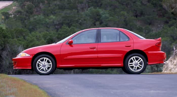 Manual de mecánica Cavalier 1995-2001