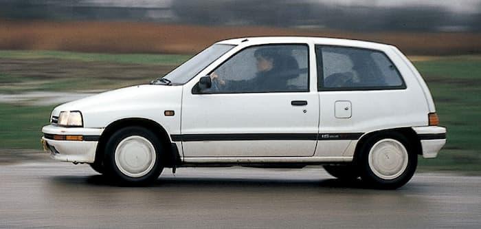 Manual de mecánica Daihatsu Charade 1988