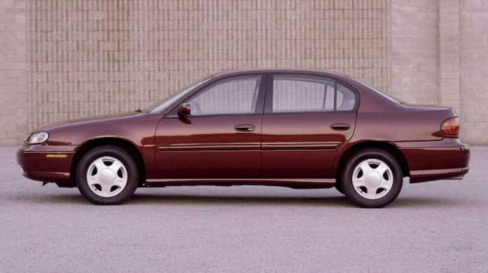Manual de mecánica Chevrolet malibu 2002