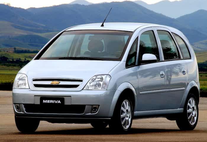 Manual de mecánica Chevrolet Meriva 02