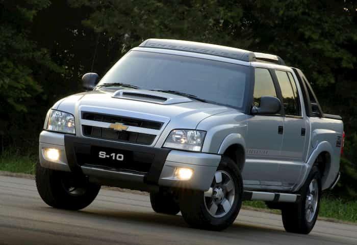 Manual de mecánica Chevrolet S10 96-2004