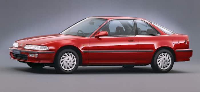 Manual de mecánica Acura Integra DA9-DB1