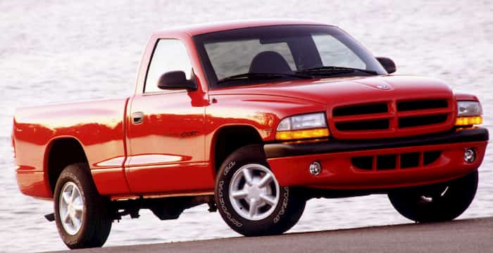 Manual de mecánica Dodge Dakota 1997