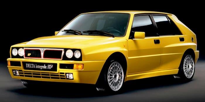 Manual de mecánica Lancia Delta Integrale