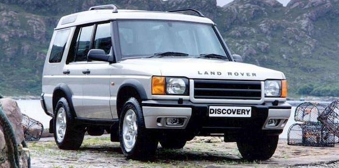 Manual de mecánica Land Rover Discovery 1995