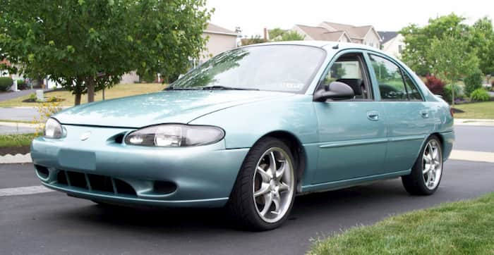 Manual de mecánica Ford Escort-Tracer 1998