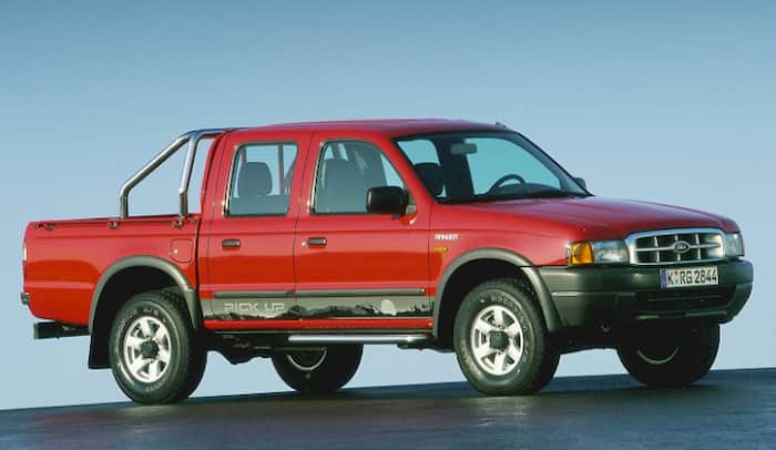 Manual de mecánica Ford Ranger 1998