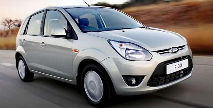 Manual de la carrocería Ford Figo 2010-2014