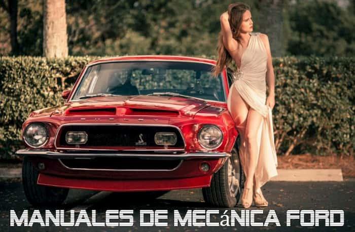 Manuales De Taller Ford Puesta A Tiempo Despiece De Motores