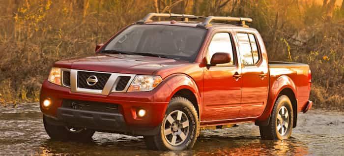 Manual de mecánica Nissan Frontier 2014 D40