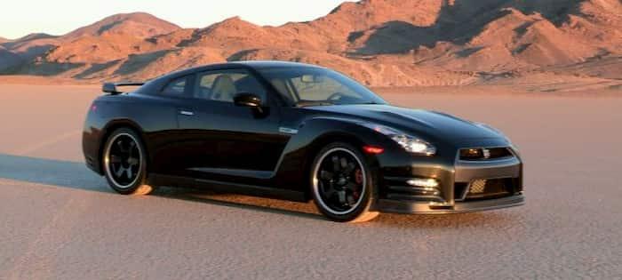 Manual de mecánica Nissan GTR 2007-2014