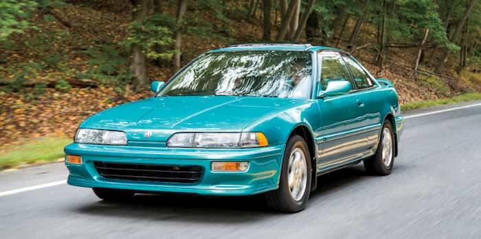 Manual de mecánica Acura Integra 1993