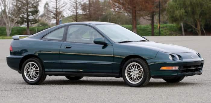 Manual de mecánica Acura Integra 1997