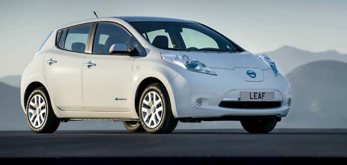 Manual de mecánica Nissan Leaf 2014