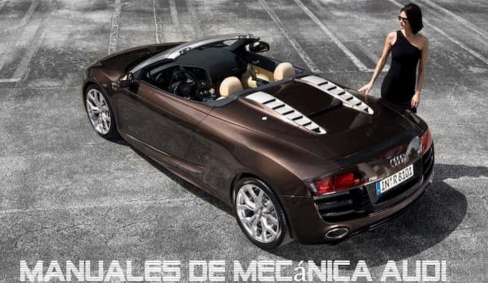Manuales de mecánica Audi