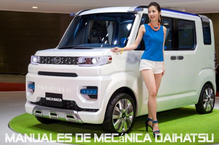 Manuales de taller Daihatsu