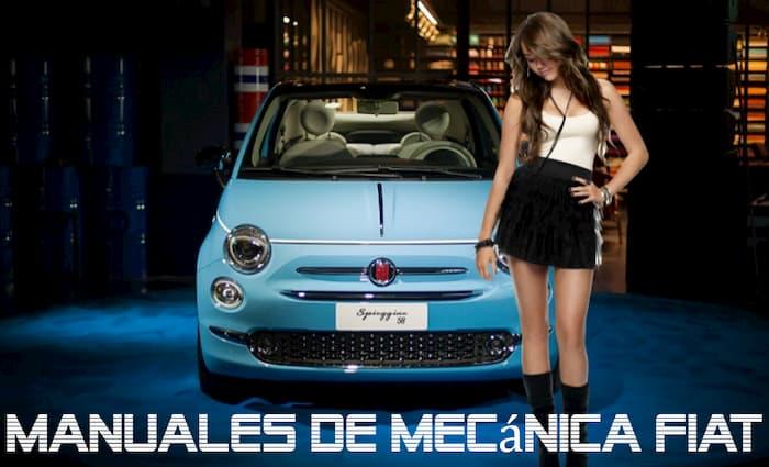 Manuales de taller Fiat