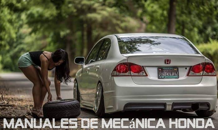 Manuales de taller Honda