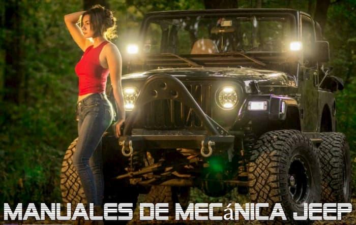 Manuales De Taller Jeep  Reparaci U00f3n Y Mantenimiento