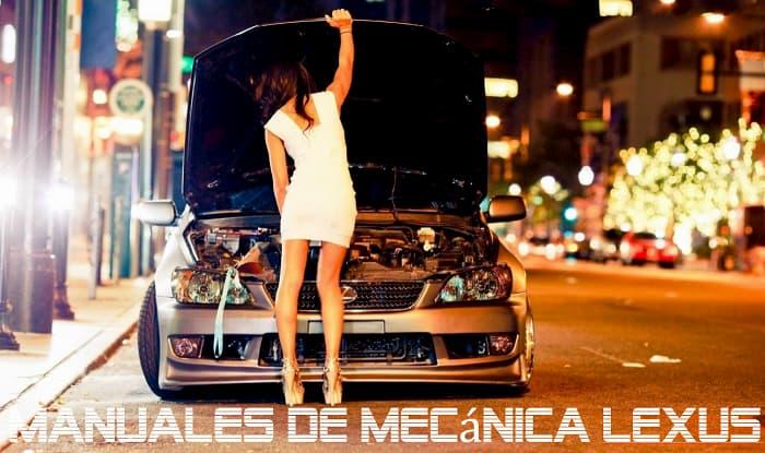 Manuales de taller Lexus