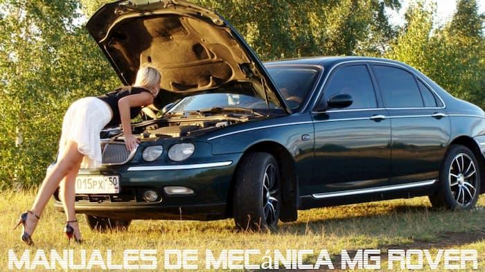 Manuales de taller MG Rover