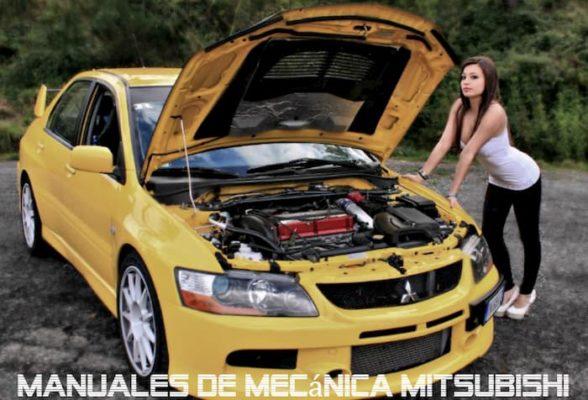 Manuales de taller Mitsubishi