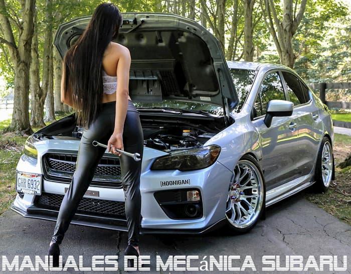 Manuales de taller Subaru