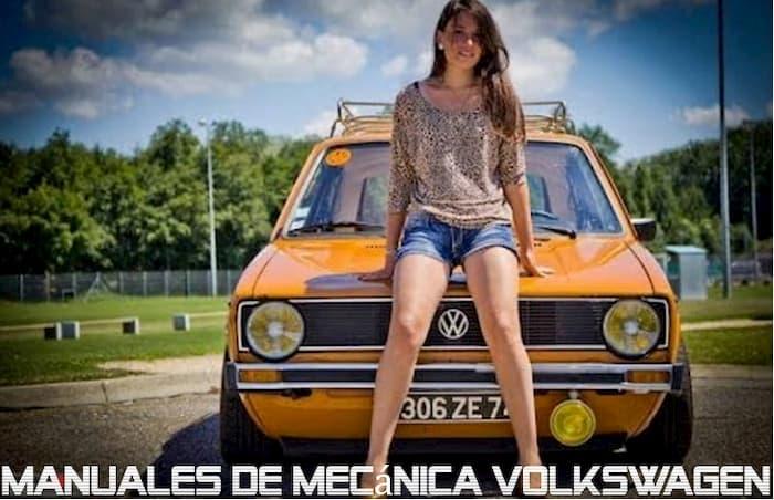 Manuales de taller Volkswagen