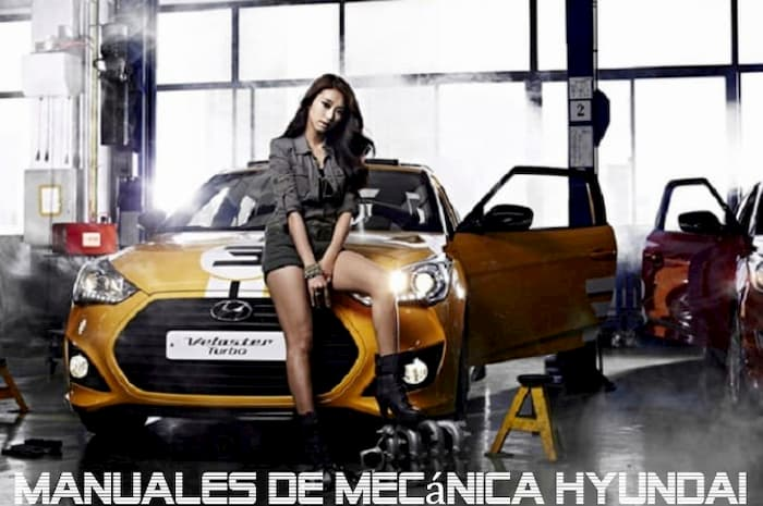 Manuales de taller Hyundai
