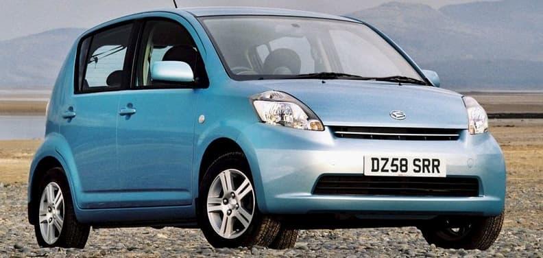 Manual de mecánica Daihatsu Materia 2005