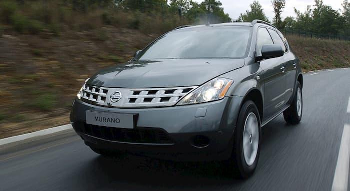 Manual de mecánica Nissan Murano 2004