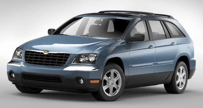 Manual de mecánica Chrysler Pacifica 2004