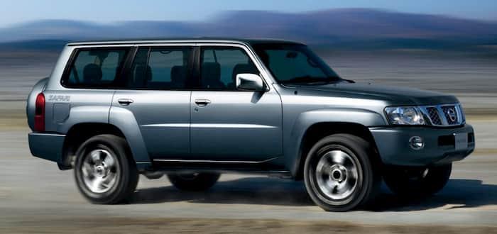 Manual de mecánica Nissan Patrol Y61 1999-2005