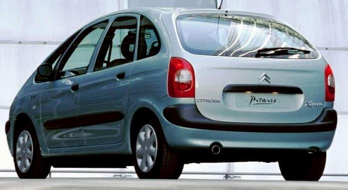 Manual de mecánica Citroën Xsara Picasso