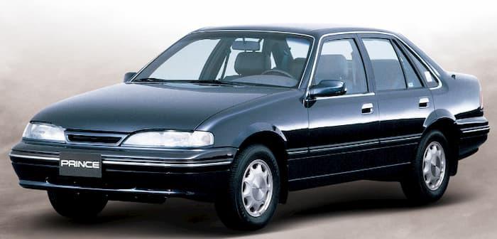 Manual de mecánica Daewoo Prince 1993