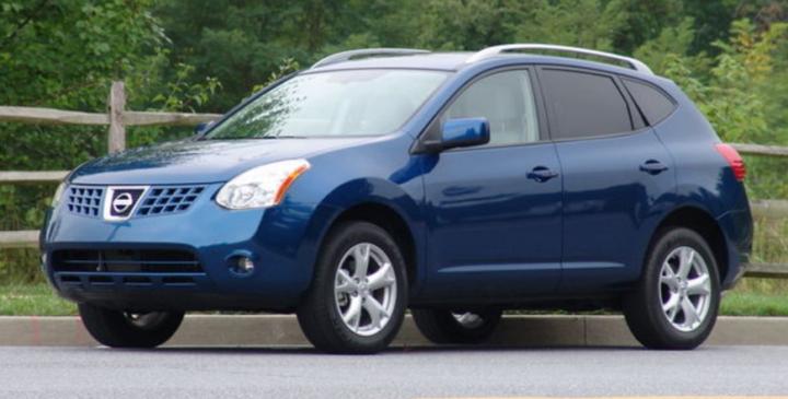 Manual de mecánica Nissan Rogue 2008-2009