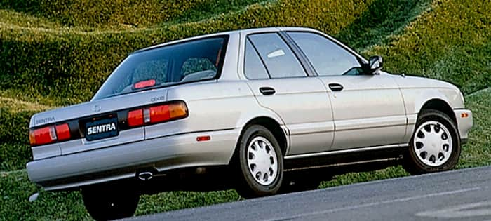 Manual de mecánica Nissan Sentra 1994