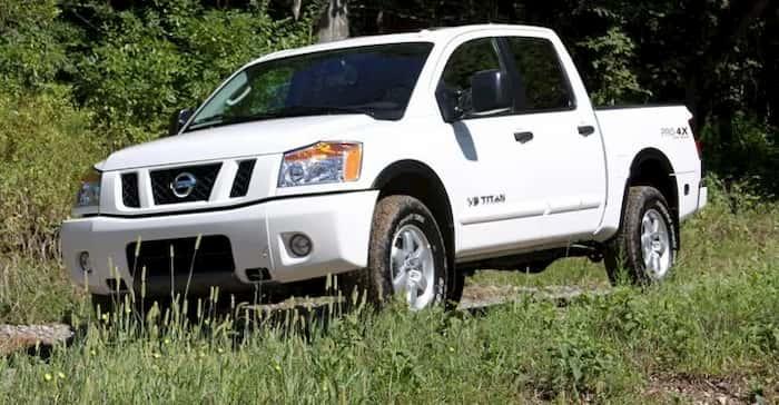Manual de mecánica Nissan Titan 2011