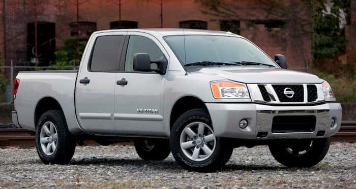 Manual de mecánica Nissan Titan 2012