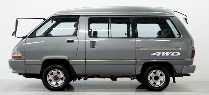 Manual de mecánica Motor Toyota Townace